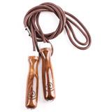 Guide meilleure corde à sauter crossfit Golden Stallion Corde en Cuir