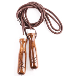 Guide meilleure corde à sauter CrossFit - Golden Stallion Corde en Cuir