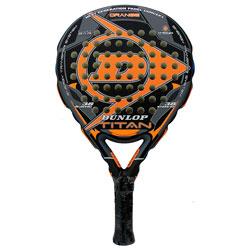 Guide meilleure raquette de padel - Dunlop Pelle Titan