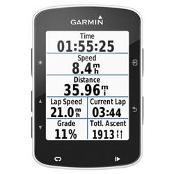 Guide meilleur GPS velo - Garmin Edge 520