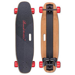 Guide meilleur skateboard électrique - Benchwheel Dual B2