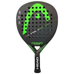 Melhor guia de raquete de padel - Head Ultimate Power Green