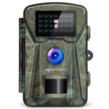 Apeman Caméra de chasse 12MP 1080P