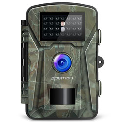 Guide meilleure caméra de chasse - Apeman Caméra de chasse 12MP 1080P