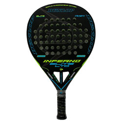 Guide meilleure raquette de padel - Dunlop Inferno Elite