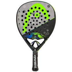 Guide meilleure raquette de padel - Head Touch Alpha Pro